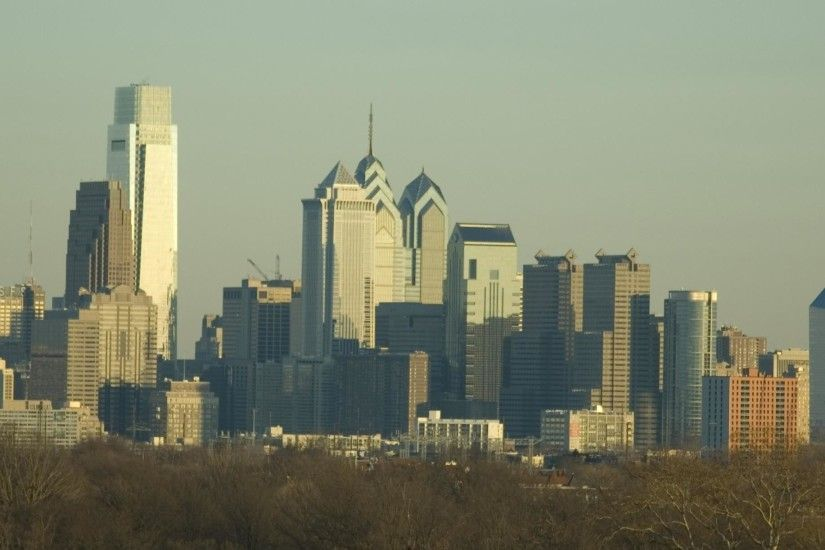 The philadelphia skyline - (#74118) - High Quality and Resolution .
