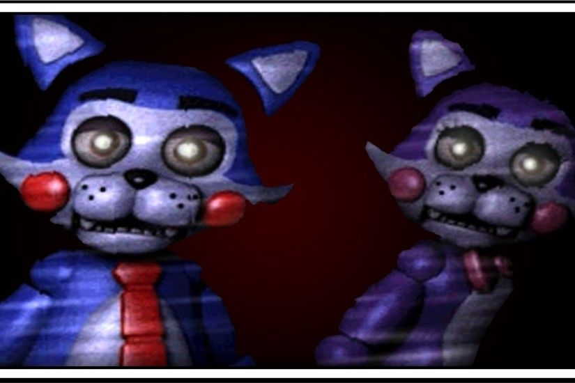 Awww Are They on a Date? HOW ADORABLE. | Five Nights at Candy's (Night 4  Complete) - YouTube
