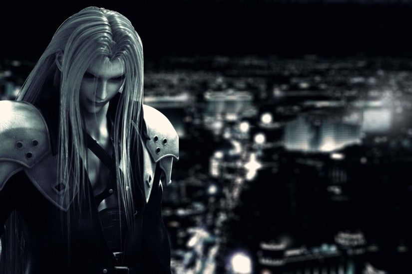 Movie - Final Fantasy VII: Advent Children Wallpaper