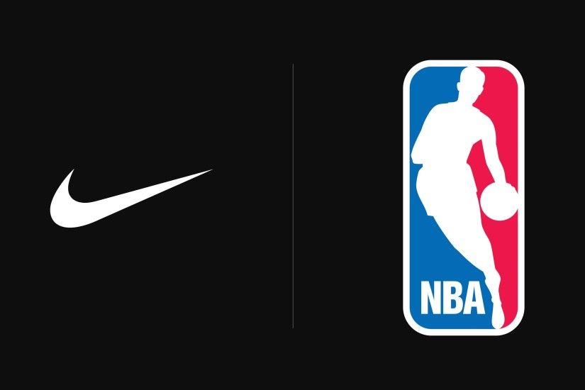 Nike NBA logo original wallpaper