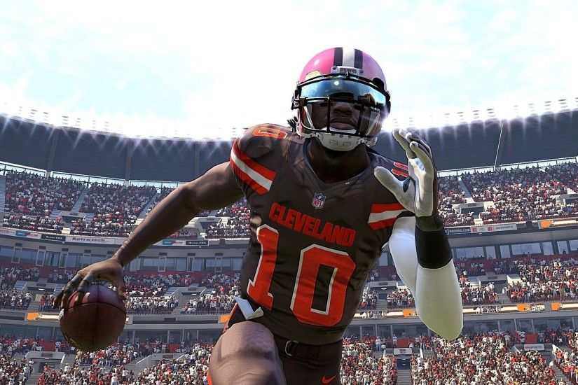 Browns rated worst team in Madden 17