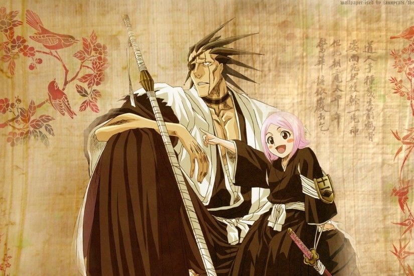 Kenpachi Zaraki · HD Wallpaper | Background ID:440456