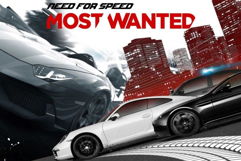 Need for Speed Most Wanted HD Big Wallpaper 2014 - Games Wallpapers HD