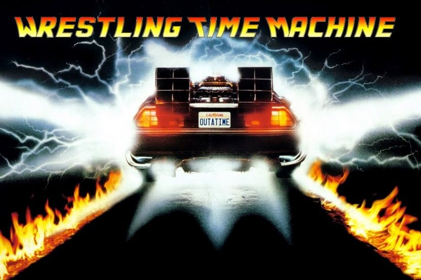 Hello my precious professional wrestling pals, and welcome to another  edition of Wrestling Time Machine! We've got the dates keyed in on our time  circuits, ...