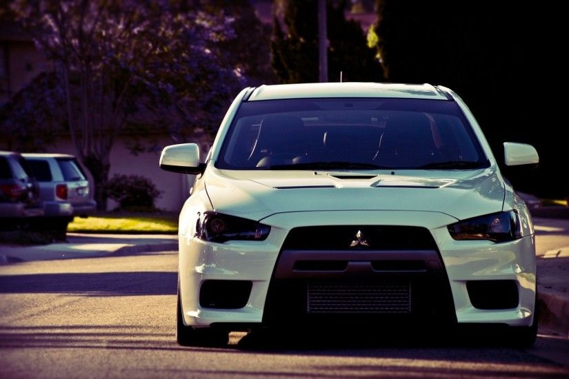 HD Wallpaper | Background ID:451761. 1920x1200 Vehicles Mitsubishi  Evolution X