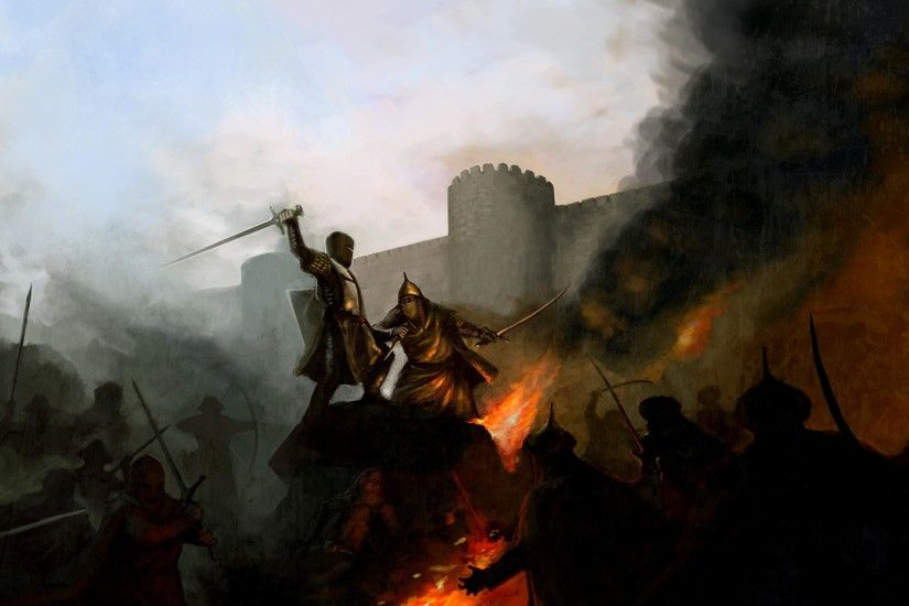 Crusader Kings 2 Illustrations *update: Sword of Islam DLC*