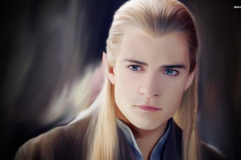 Legolas Greenleaf - Lord Of The Rings