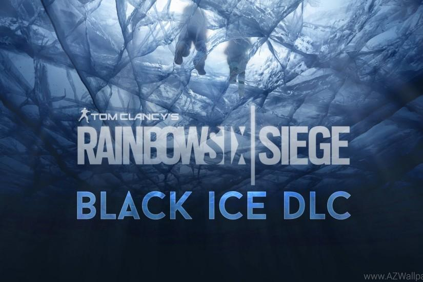 Rainbow Six Siege Operation Black Ice Wallpaper_other_health .
