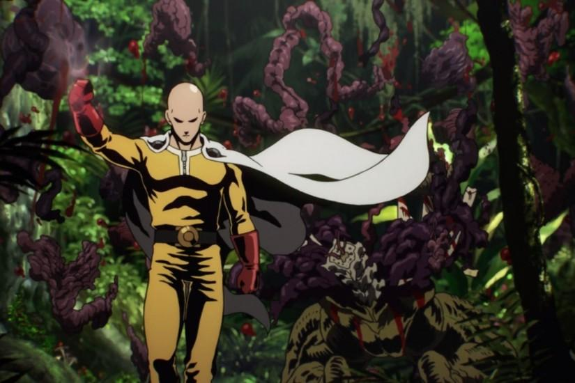 free download one punch man wallpaper 1920x1080