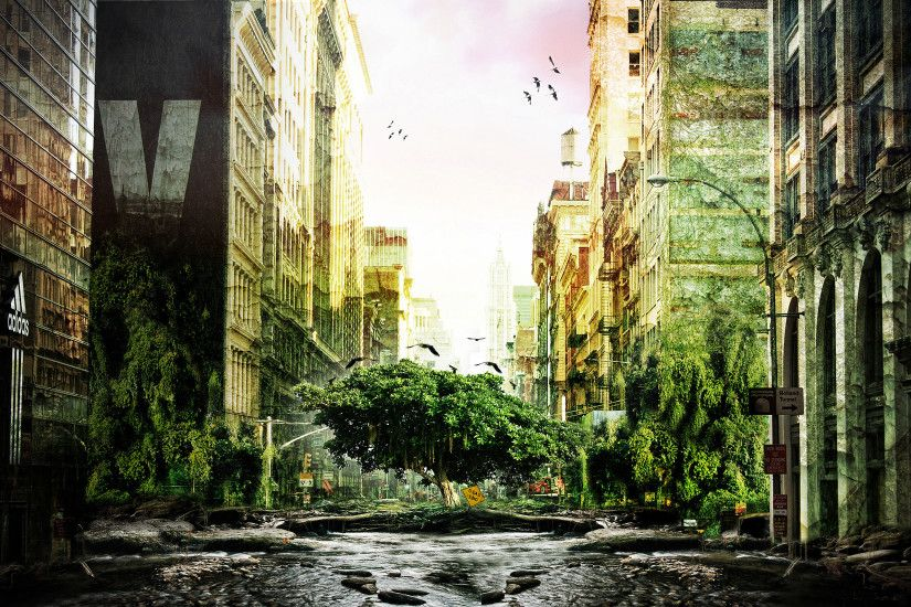 ... post apocalyptic wallpaper background 39986 ...