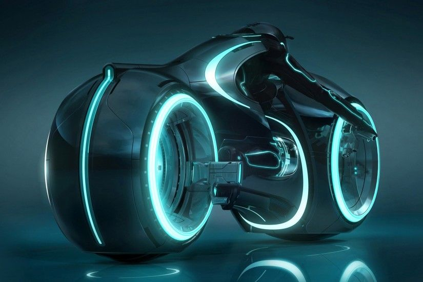 Tron Light Cycle - Tron-Legacy