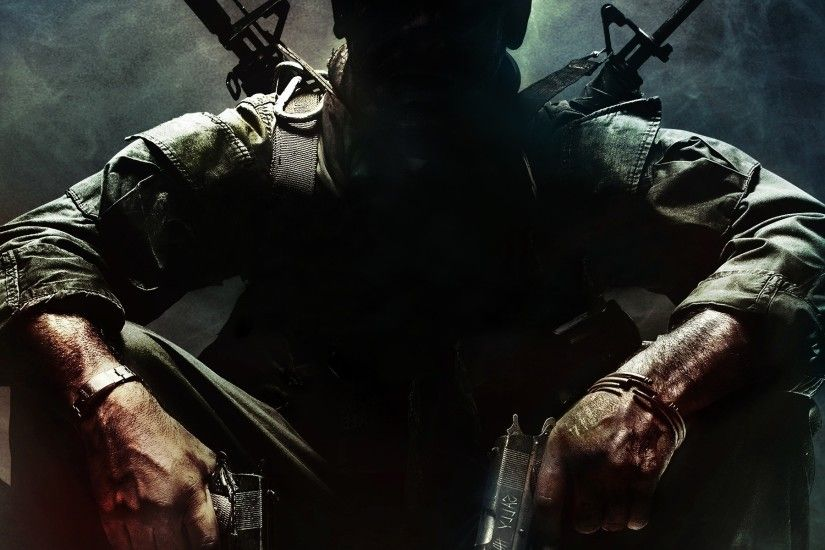 ... of Duty - Black Ops HD Wallpaper 1920x1200
