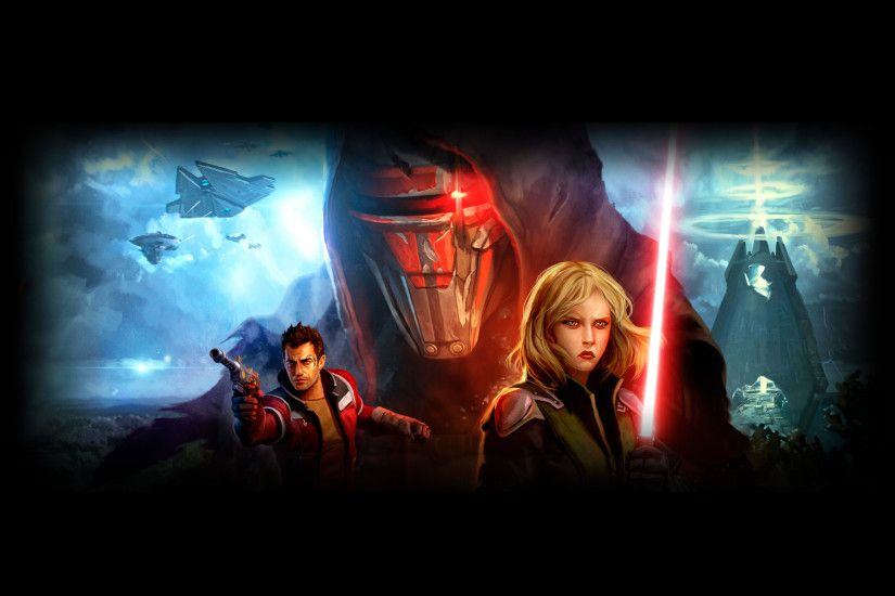 Shadow of Revan Wallpaper 2 - 1920 by 1200 ...