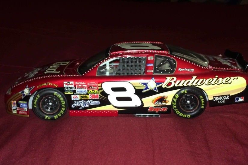 Dale Earnhardt Jr 2002 #8 MLB All Star Game 1:24th Diecast