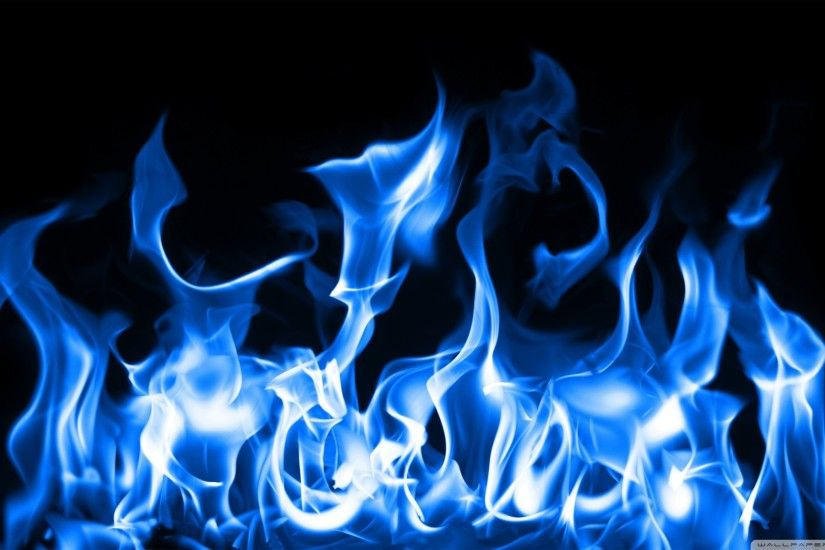 Photo Collection Hd Backgrounds Blue Fire