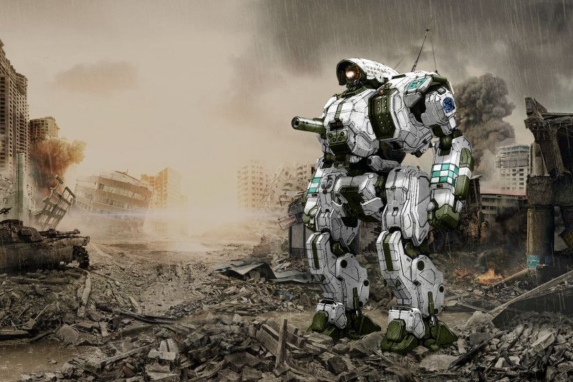 MWO Cyclops repaint wallpaper by Odanan MWO Cyclops repaint wallpaper by  Odanan