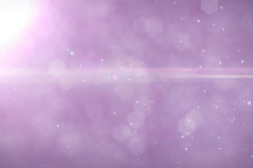 Beautiful Tranquil Pink Purple Background with Rays of Light Dust Particles  and Hexagons Moving with the Soft Wind Motion Background - VideoBlocks