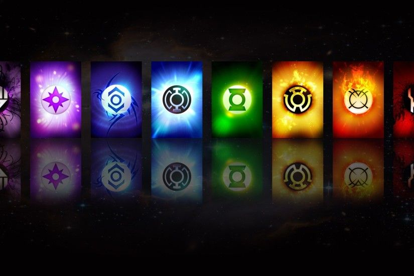 Green Lantern, Lantern Corps, DC Comics Wallpapers HD / Desktop and Mobile  Backgrounds