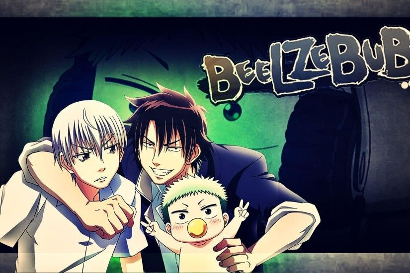 Beelzebub Wallpaper | Beelzebub | Pinterest | Wallpapers