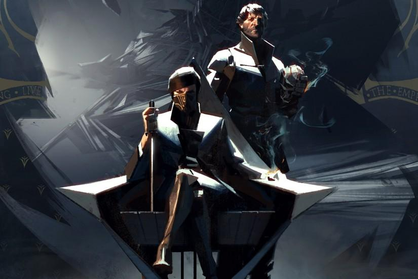 dishonored 2 wallpaper 1920x1080 for android tablet