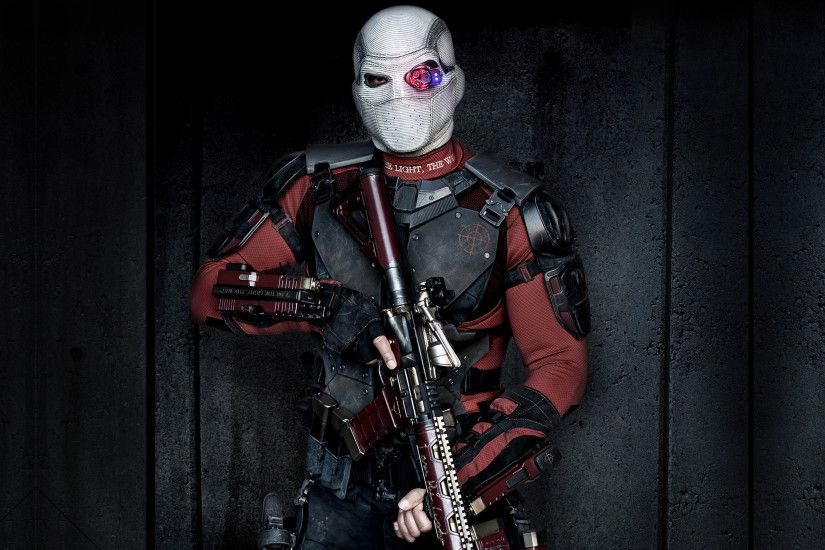 Suicide Squad, Will Smith, Deadshot, 4K