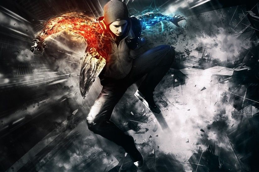 Video Game - inFAMOUS: Second Son Wallpaper