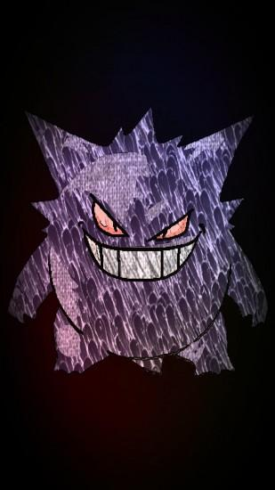 gengar wallpaper 1080x1920 tablet