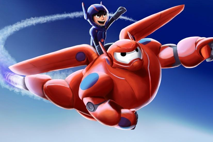 High Resolution Baymax Big Hero 6 Full HD Wallpaper - SiWallpaperHD 23031