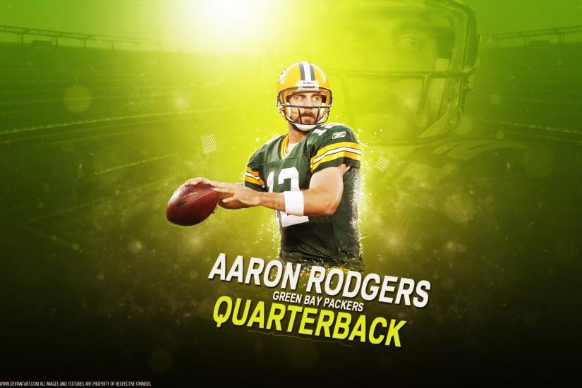 Aaron Rodgers background