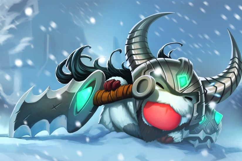Poro Tryndamere HD Wallpaper 1920x1080 ID57552