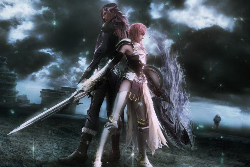 1920x1200 Video Game Final Fantasy XIII Final Fantasy Hd Wallpaper 10 Final  Fantasy XIII 2 1920 X 1080 HD Wallpaper ...