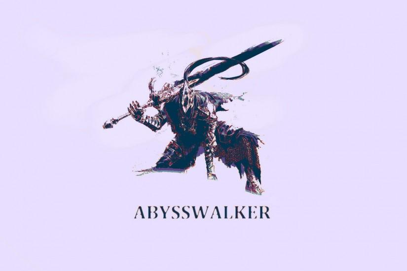 As per request, ABYSSWALKER wallpaper (1920x1080) : darksouls