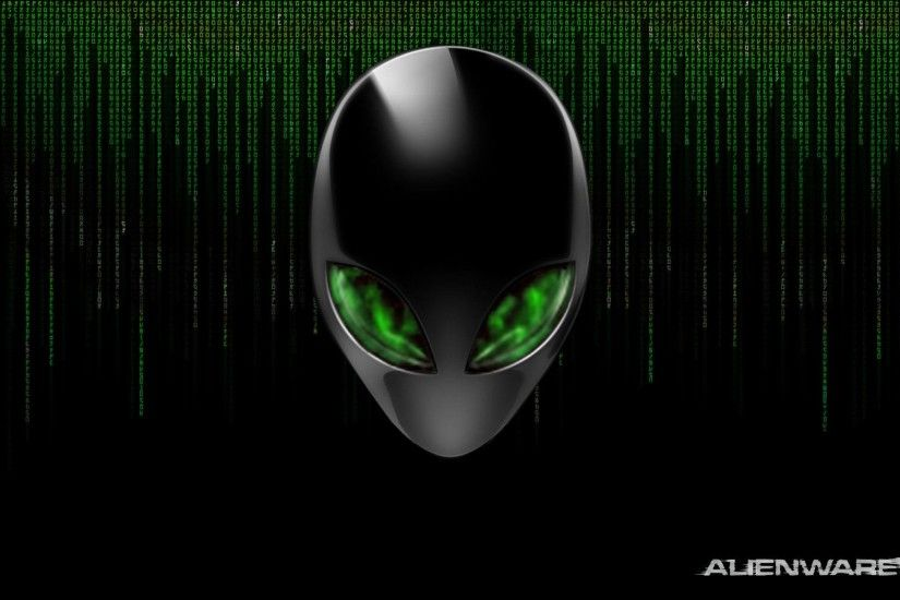 Green Alienware Wallpaper - WallpaperSafari