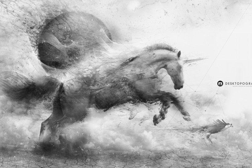 Fantasy Horse Wallpaper · 476232