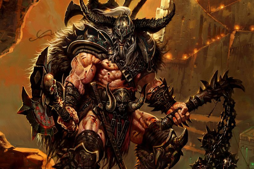 Diablo 3 Wallpaper Free Download HD - HD Desktop Wallpapers2175 .