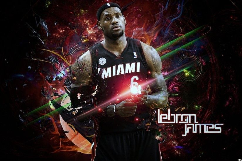 Lebron James 2014 | Free PSP Themes Wallpapers