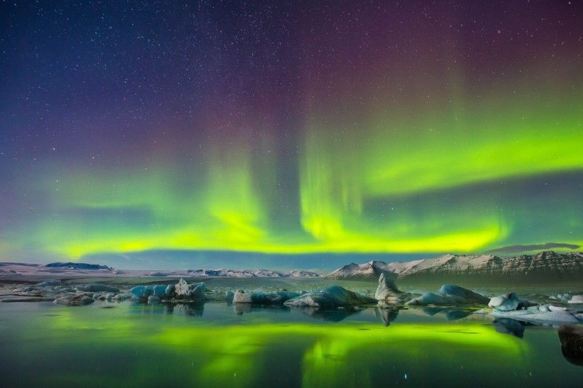 Aurora Borealis HD Wallpapers Backgrounds Wallpaper