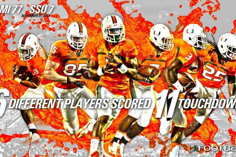 miami hurricanes college football wallpaper 1920x1080 593462 wallpaperup