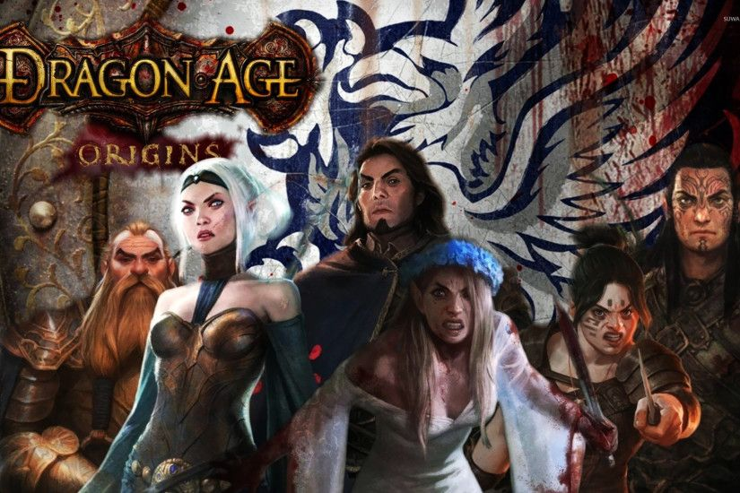 Dragon Age: Origins [2] wallpaper
