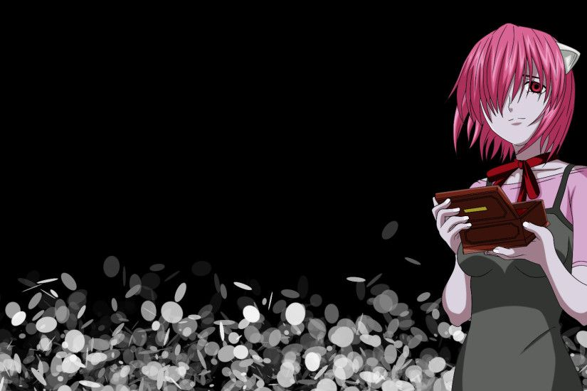 Elfen Lied new · Elfen Lied background