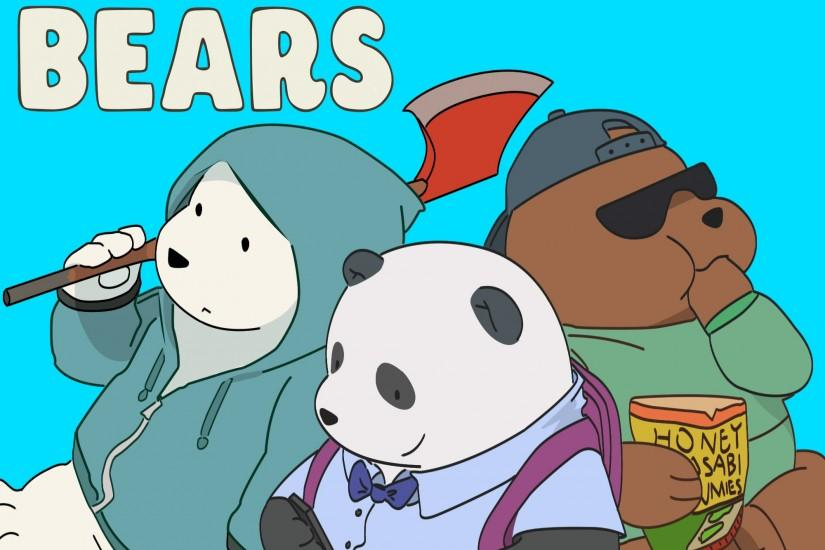 We Bare Bears .