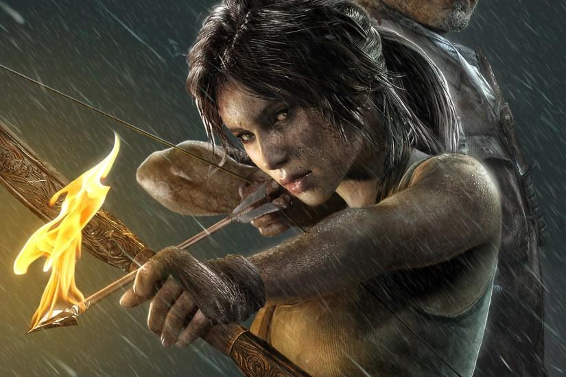 popular tomb raider wallpaper 2560x1600 for windows 7