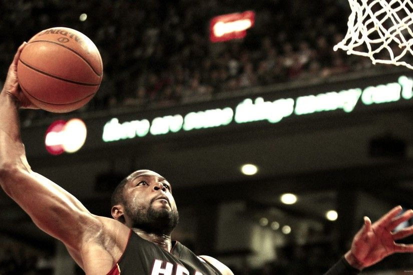 LeBron James Slam Dunk for 2560x1440