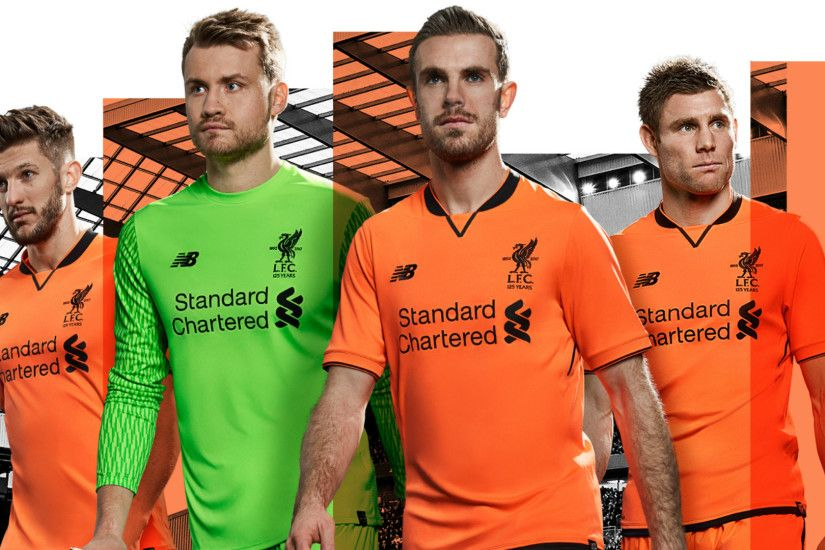 Liverpool Third Kit 2017-18