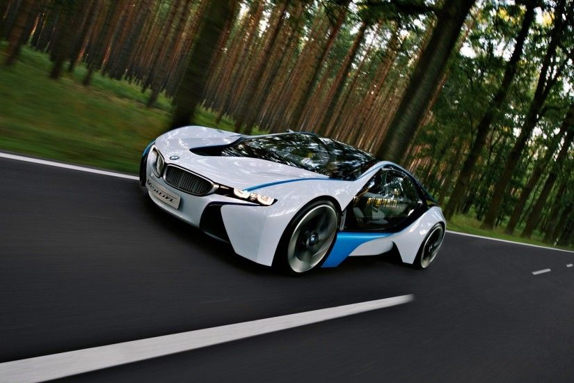 BMW Vision Wallpaper BMW Cars