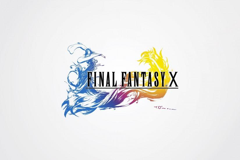 ... Final Fantasy X 10th Anniversary Wallpaper by aquil4