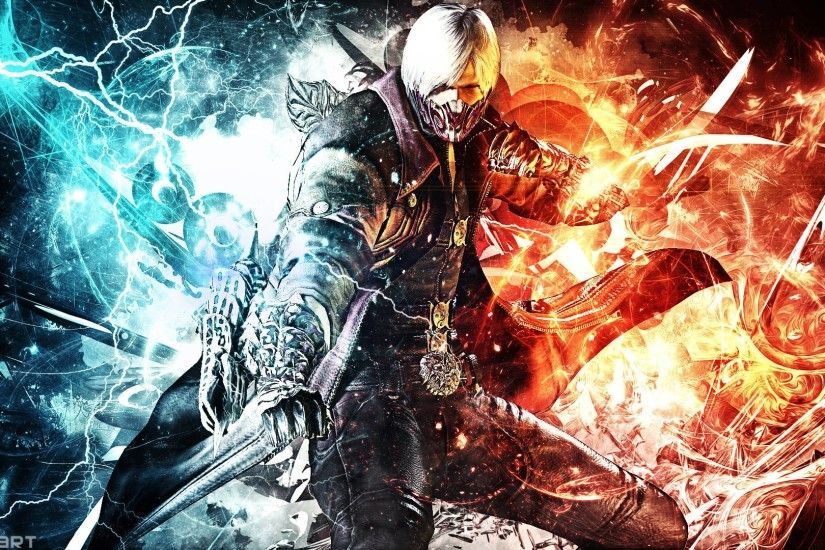 Wallpapers For > Devil May Cry 1 Wallpaper