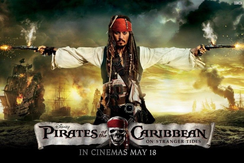 Pirates Of The Caribbean 4 wallpaper - 809844