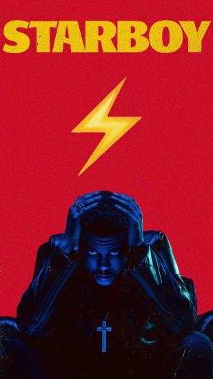 new the weeknd wallpaper 1080x1920