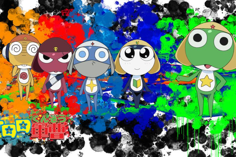 ... AssassinHedgehog sgt. frog/keroro gunsou wallpaper by AssassinHedgehog